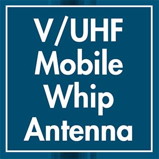 VHF/UHF MOBILE ANTENNAS